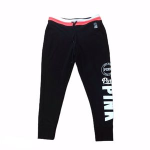PINK Victoria's Secret Cropped Joggers